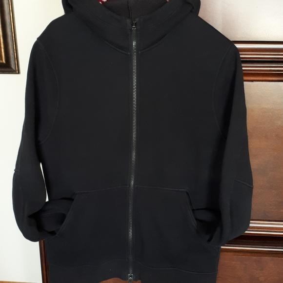 Black Lululemon Hoodie size S (237-12)